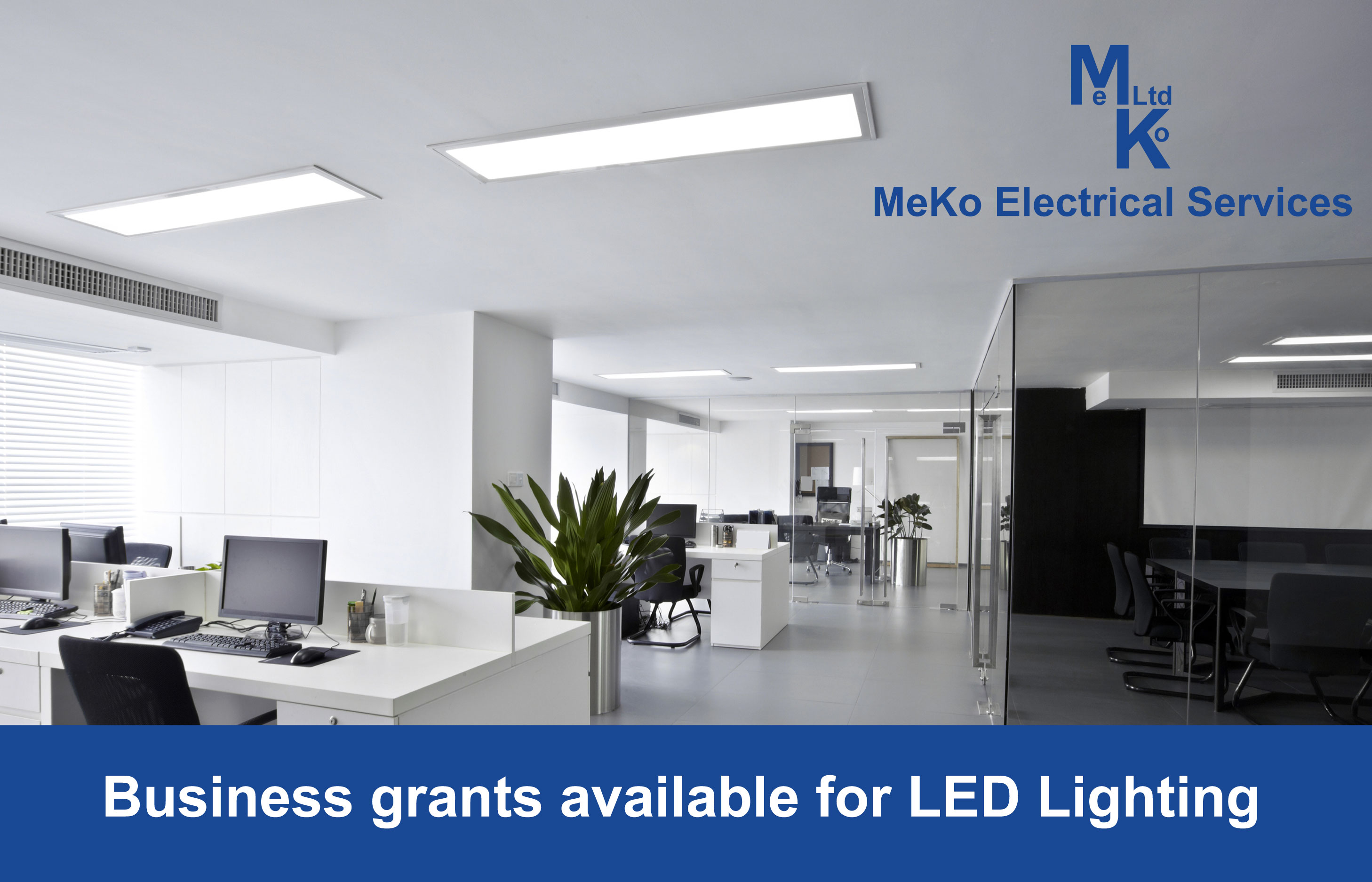 Business Grants Available For Led Lighting